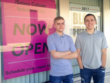 Tech Repair Service Opens in Downtown Greenville