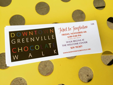 SOLD OUT - Chocolate Walk