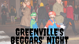 Beggars' Night to Return on Oct. 28