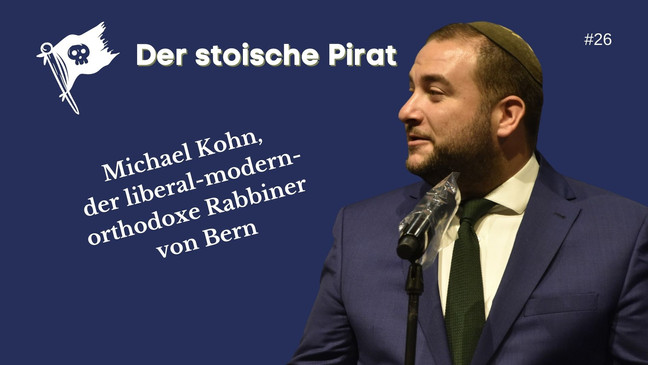 Michael Kohn: Der liberal-modern-orthodoxe Rabbiner