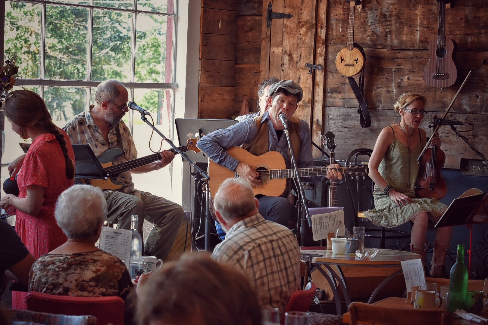 Trailside Music Cafe