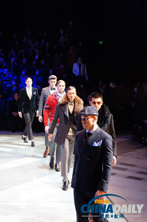 News -china Dayly-Beijing Fashion week