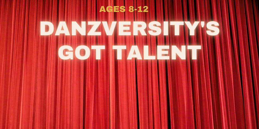Danzversity's Got Talent | Ages 8 - 12 | Summer Camp Connect
