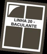 LINHA 20 BASCULANTE