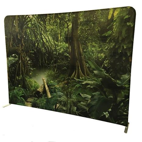 Backdrop djungel