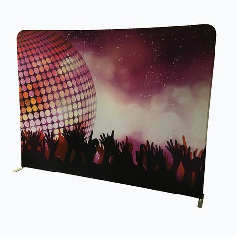 Backdrop disco