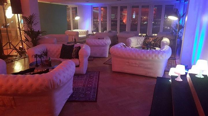 Hyra uppblåsbara möbler