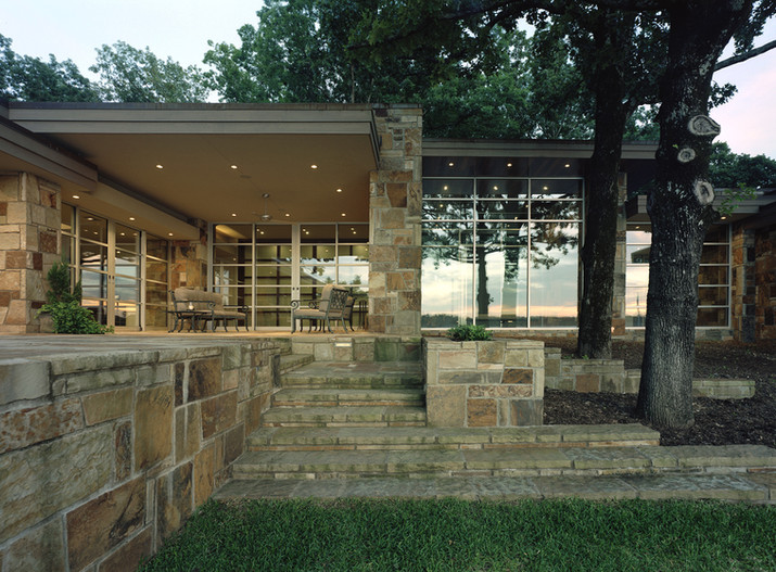 Private Lake Residence