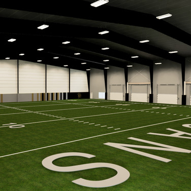 Hot Springs Indoor Practice Facility