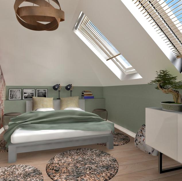 Tetőtéri otthon