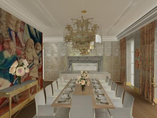 legyen modern XIV.lajos stílusú az otthonod