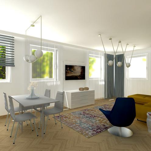 Társasházi lakás