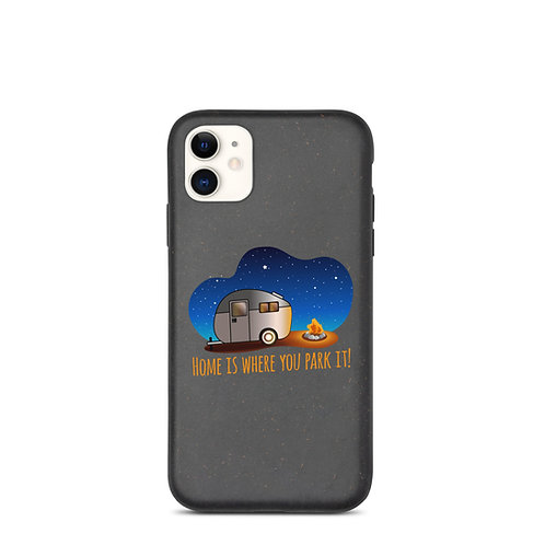 RVD Home is Where You Park It iPhone Biodegradable case