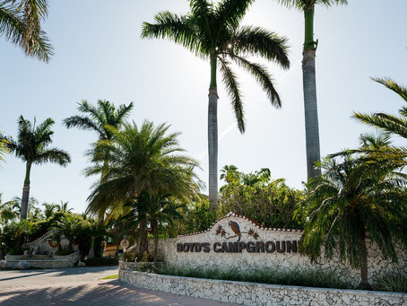 Boyd's Key West Campground, Key West, Florida