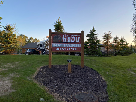 West Yellowstone's Grizzly RV Park