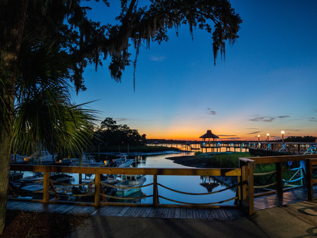 Hilton Head Harbor RV Resort and Marina