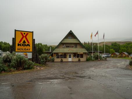 Dubois Wyoming KOA