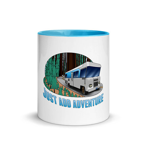 RVD Just Add Adventure Mug with Color Inside
