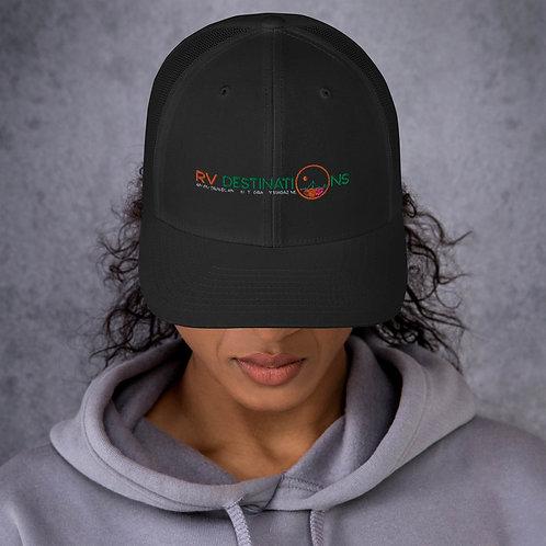 RVD Unisex Embroidered Cap