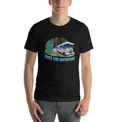 RVD Just Add Adventure Short-Sleeve Unisex T-Shirt
