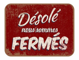 FERMETURE DE NOEL
