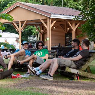 Field one - Camping Vliegenbos