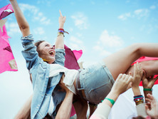 The 4 People You Might Meet At Music Festivals