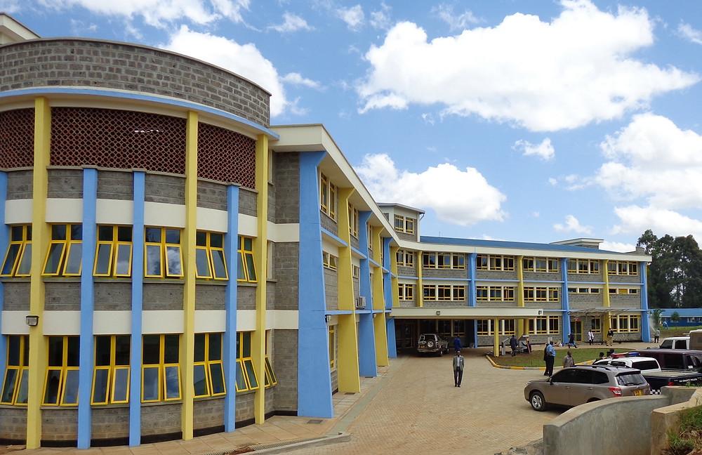 She4Africa's Children's Hospital