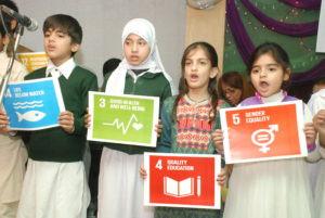 From Ambassador Rubina Ali's Global Learning Trust
