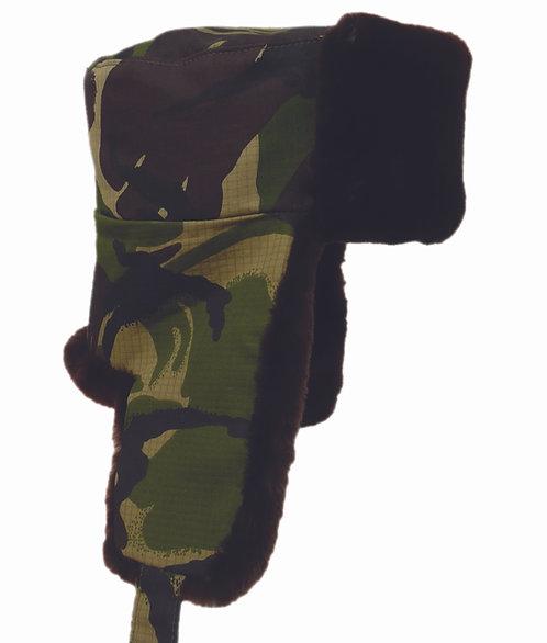 Caciula ruseasca camuflaj