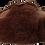 Thumbnail: Cacula ruseasca din blana naturala velur