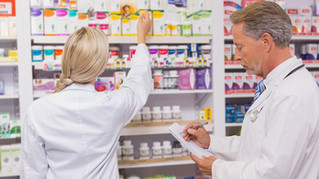 Balconistas x Farmacêuticos