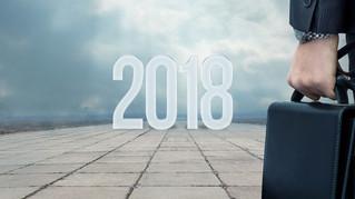 2018 - Mudanças