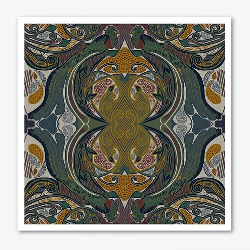 Quetzal Fine Art Giclée Print