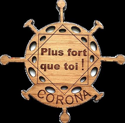 Pendentif Coronavirus