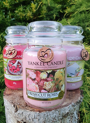 Offre grande Yankee Candle