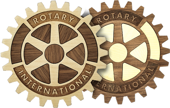 Pack de 2 sous verres Rotary