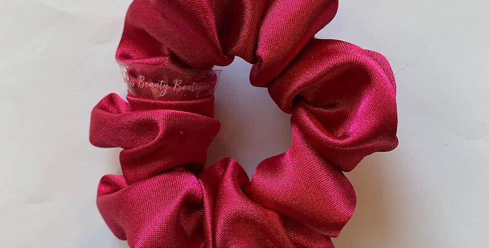Skinny Hot Pink Silk