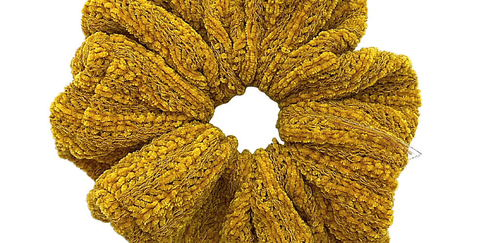 Oversized Yellow Knit