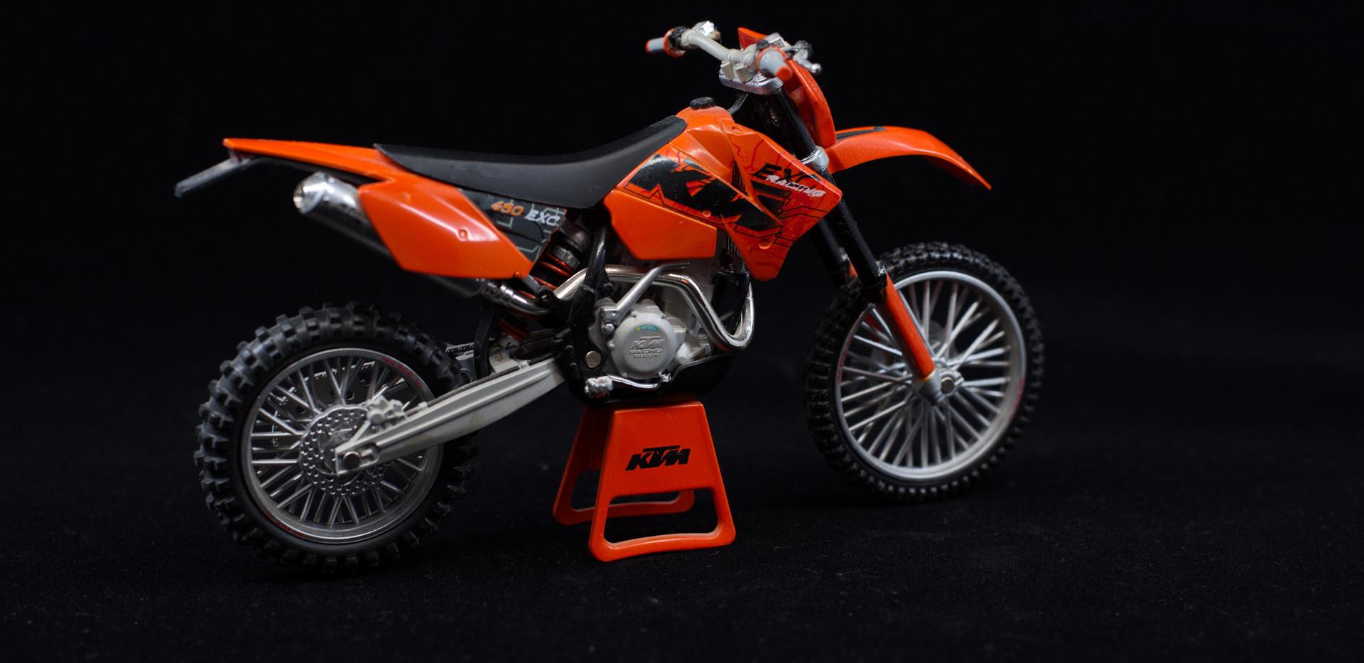 KTM Dirt Bike