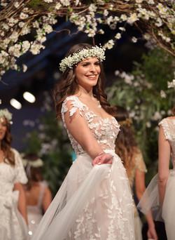 Bridal catwalk