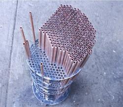 intercambiador de calor tubos