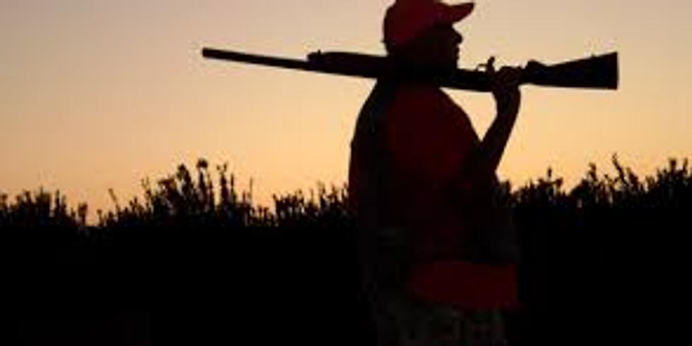 Men's Dove Shoot