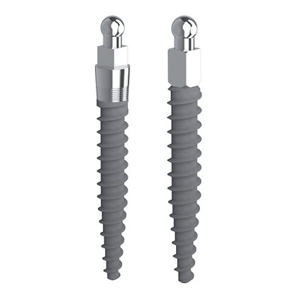 SD Maxillary implants for dentures