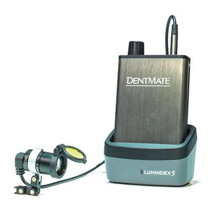 LUMINDEX 5 LED headlamp system