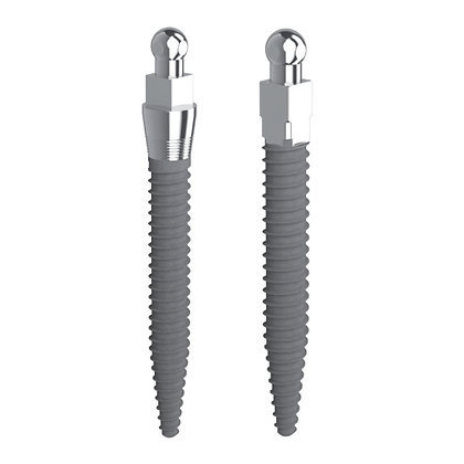 SD Mandibular implants for dentures