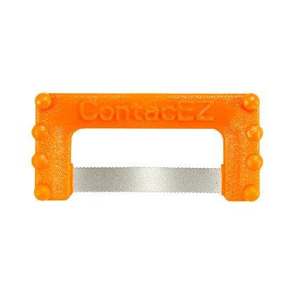 Orange Serrated Diamond Strip