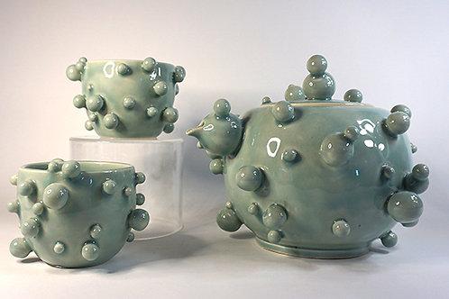 Magic Orb Tea Set for Two