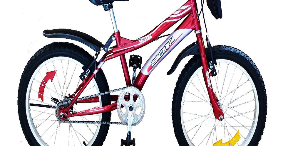 Bicicleta Para Niño Montañita Box Bike Aro 20