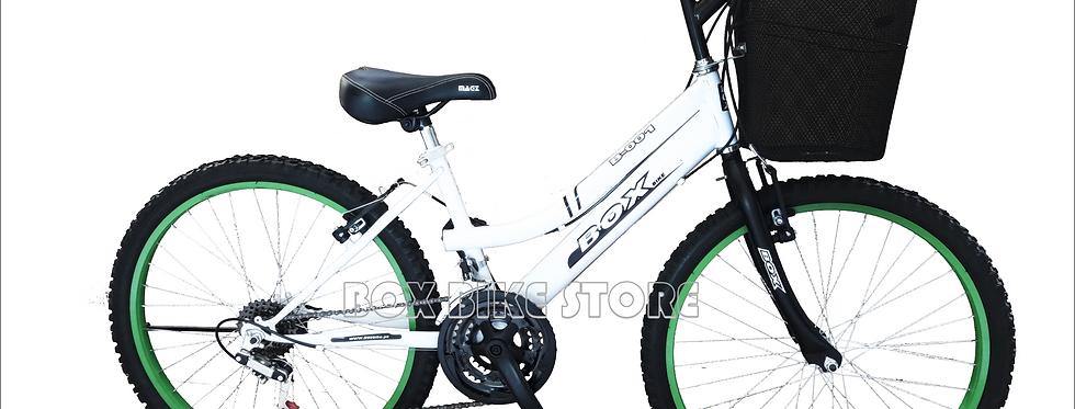 Bicicleta montañera  para dama Aro 24